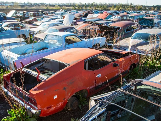 Sale Your Car To A Junkyard